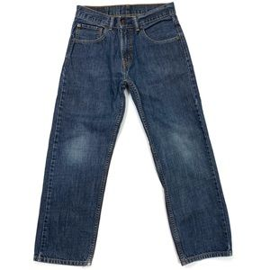 Levi's 505 Boys Play Jeans 16 Regular (28Wx28L)